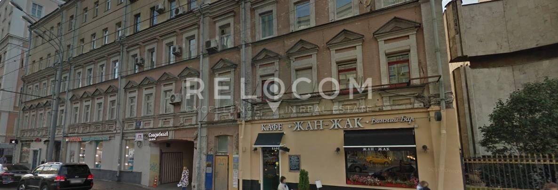 Административное здание Ленинский пр-т 4А.