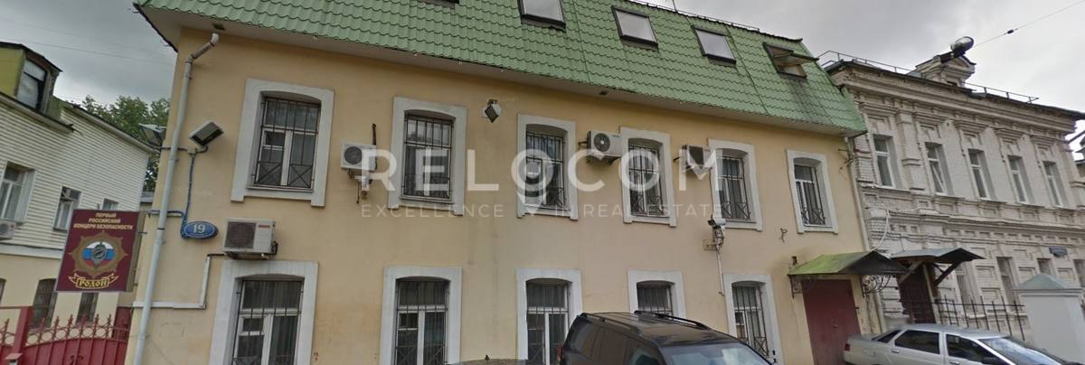 Административное здание Николоямская ул. 19, стр. 4.