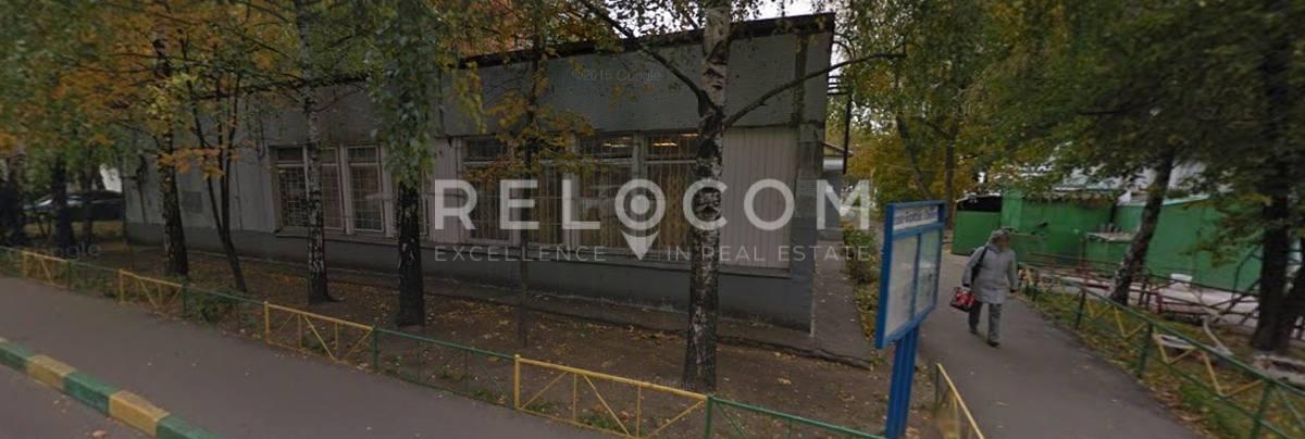 Административное здание Домодедовская ул. 24, корп. 2.