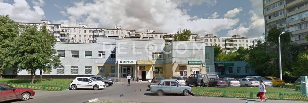Административное здание Булатниковская ул. 6А.