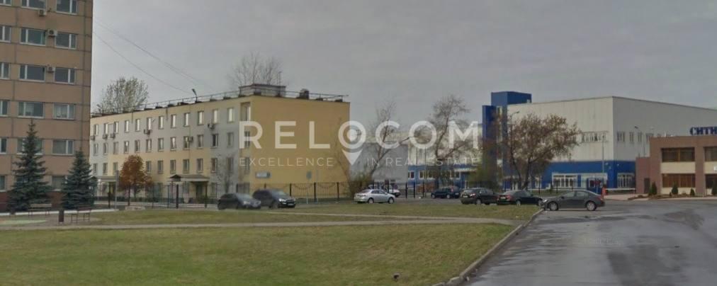 Административное здание Шоссейная ул. 1, корп. 2.