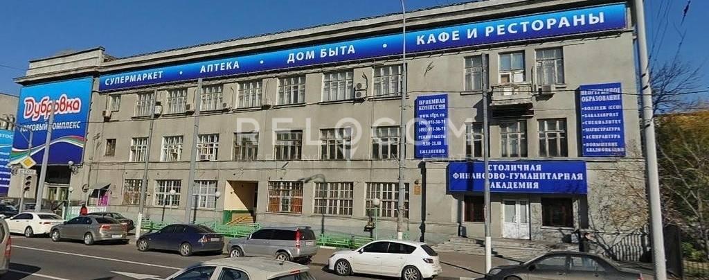 Административное здание Шарикоподшипниковская ул., 15, стр. 1