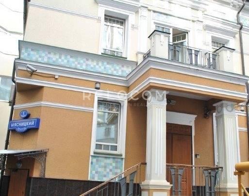 Административное здание Мясницкий пр-д 1 стр 2