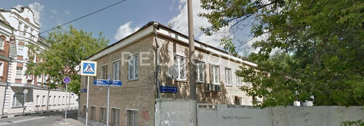 Административное здание Большой Строченовский пер. 23В, стр. 2.