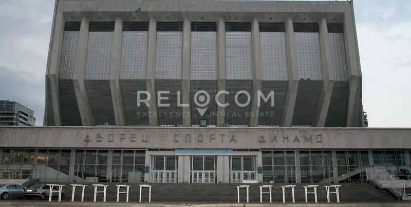 Административное здание Дворец спорта Динамо