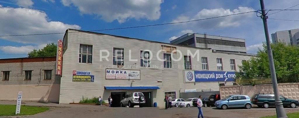 Административное здание Малая Почтовая ул. 12, стр. 5.