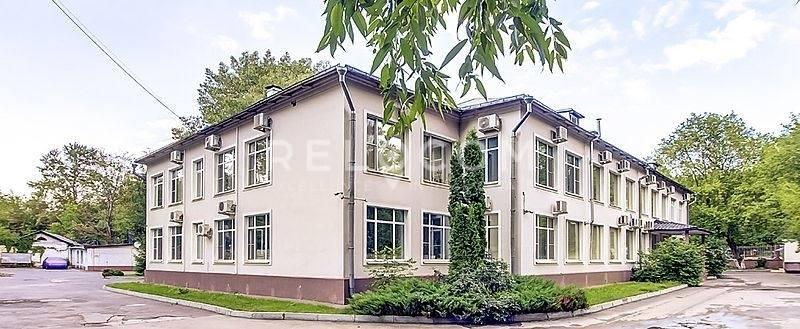 Административное здание Никитинская ул. 3, стр. 1.