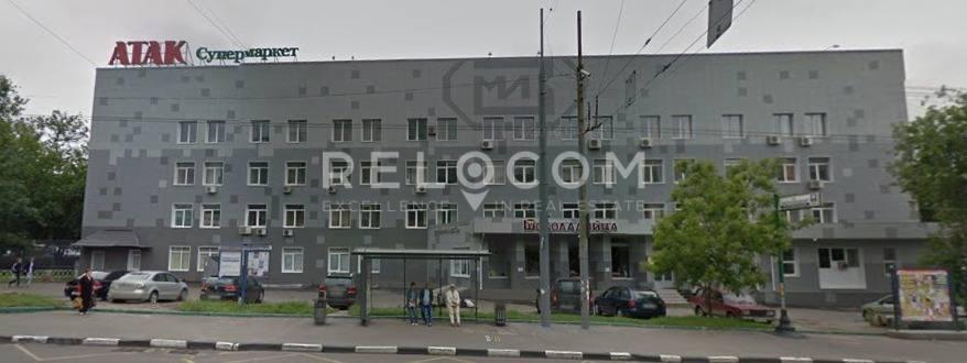 Офисное здание Большая Семеновская 42