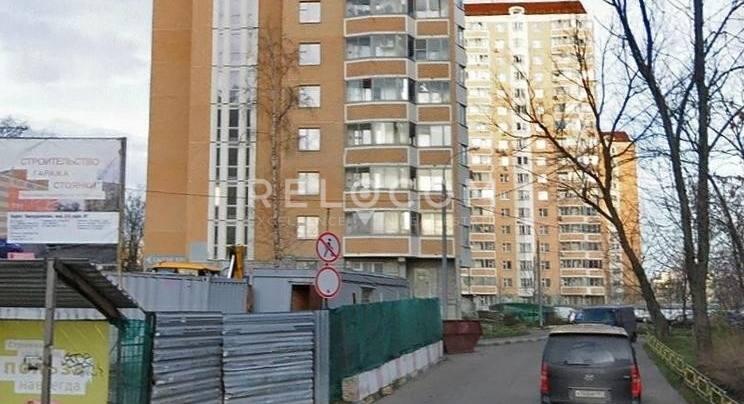 Жилой дом Бескудниковский б-р 30, корп. 3.