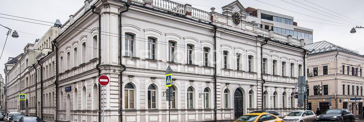 Административное здание Просвирин пер. 4.