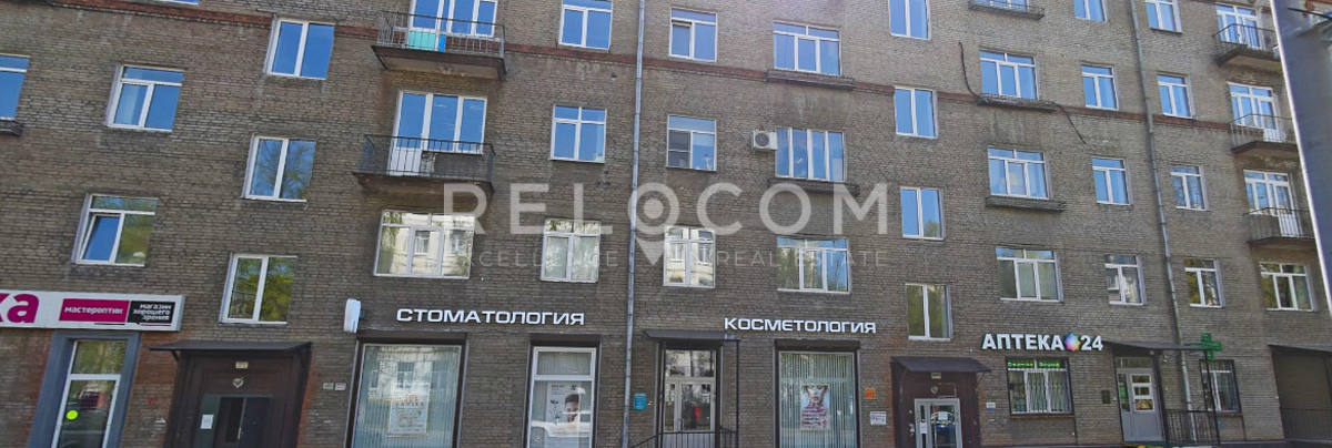 Административное здание Ткацкая ул. 46