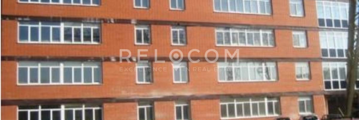 Административное здание Молодогвардейская ул., 54, стр 2