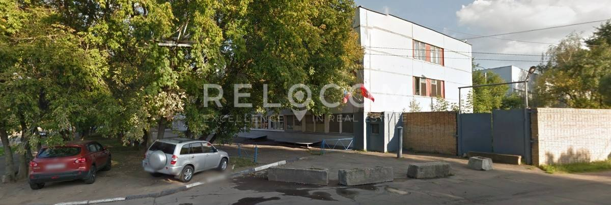 Административное здание Электролитный пр-д 4.