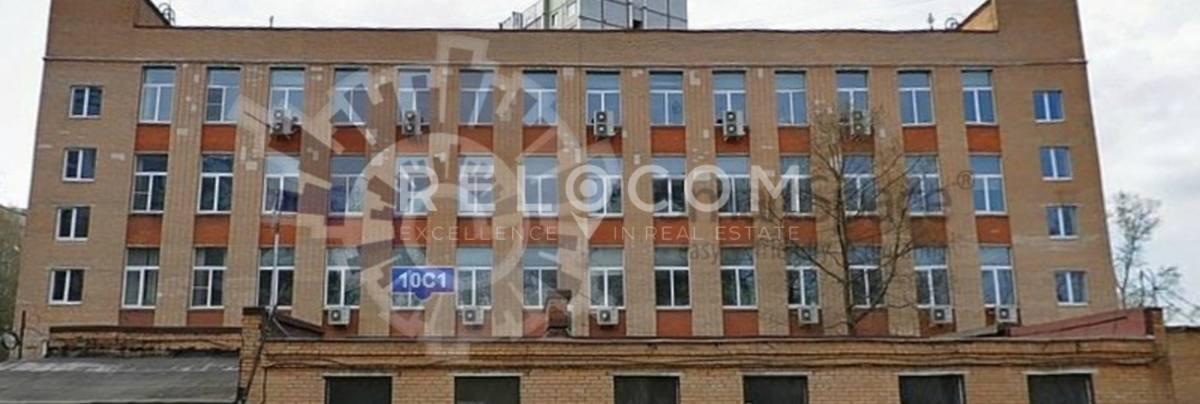 Административное здание Алексея Дикого 10