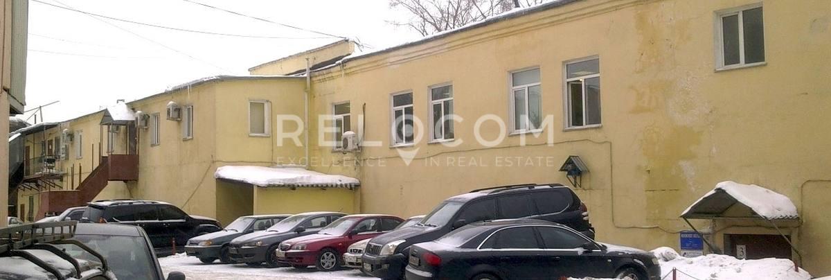Административное здание Электродная 2с20
