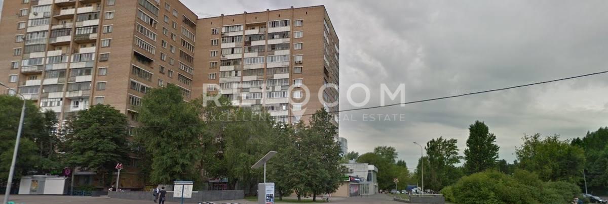 Жилой дом Нахимовский пр-т 11, корп. 1.