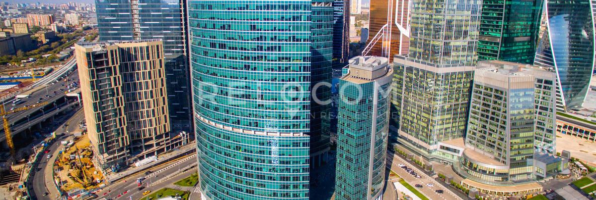БЦ Башня на Набережной, блок В