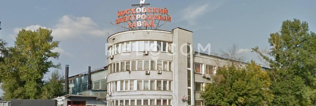Административное здание Энтузиастов шоссе 31, стр. 1.