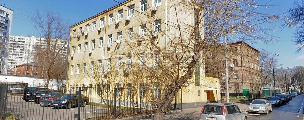 Административное здание 3-я Сокольническая ул. 5.