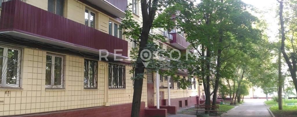 Жилой дом Новая Башиловка ул.  6