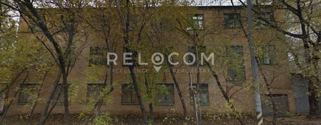 Административное здание 1-й Кирпичный пер. 4, стр. 2.