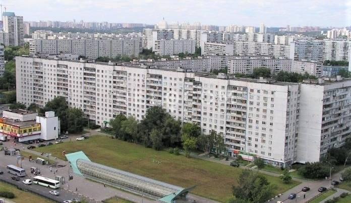 Жилой дом Строгинский б-р, 7 корп. 1