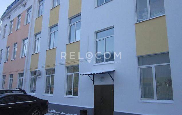 Административное здание 1-я Владимирская ул. 10А.