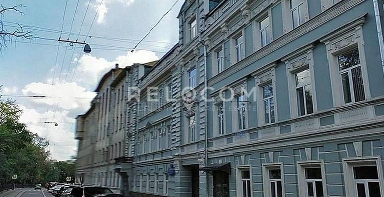 Жилой дом Покровский б-р 8, стр. 2А.