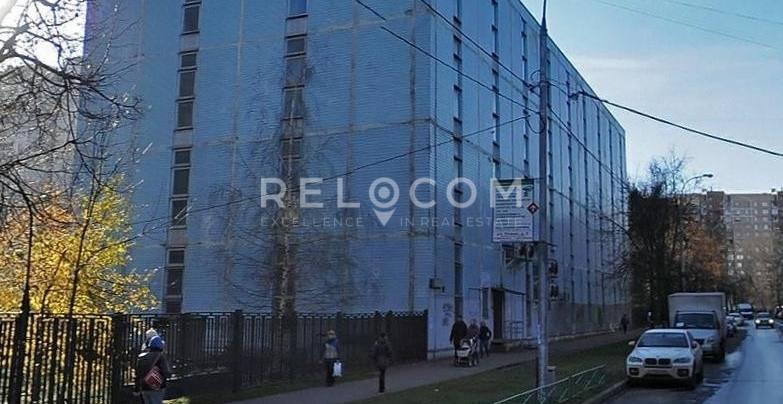 Административное здание Ангарская ул. 26