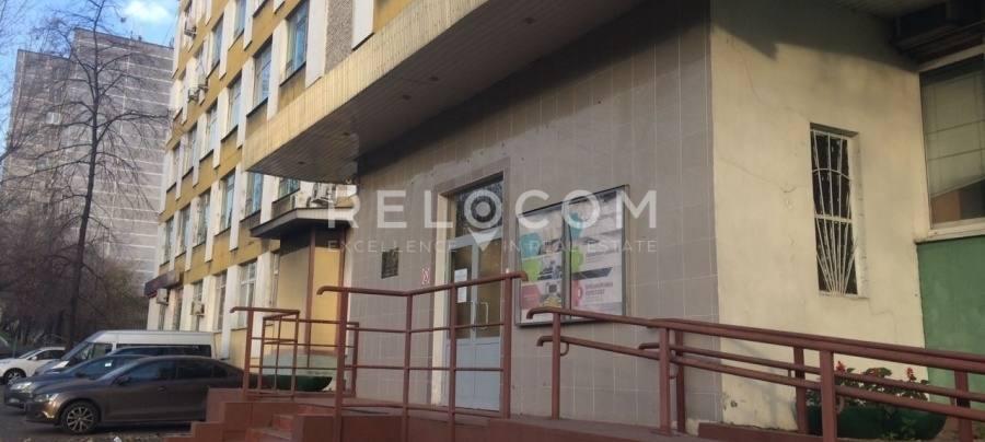 Административное здание Подъёмная ул. 12.