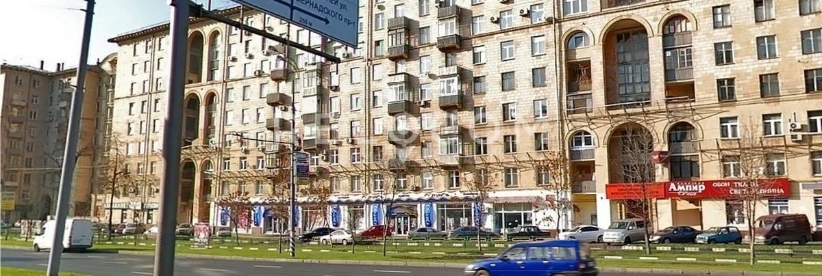 Жилой дом Ленинский пр-т 72/2.