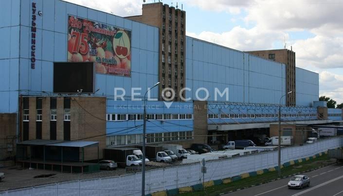Офисно-складской центр Кузьминское
