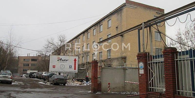 Административное здание Волгоградский пр-т 32, корп. 24.