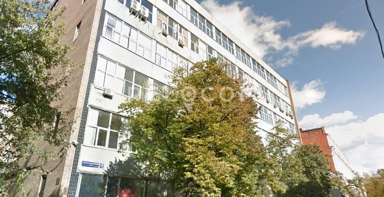 Административное здание Нижняя Сыромятническая ул. 11, стр. 52.