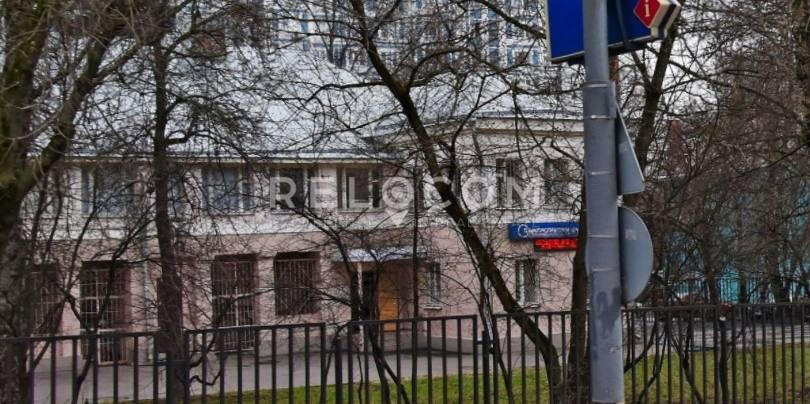 Административное здание Раменки ул. 17, корп. 2.