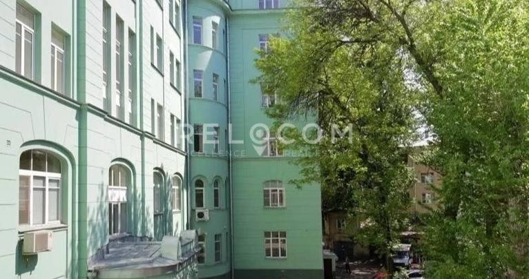 Административное здание Потаповский пер. 5, стр. 4.