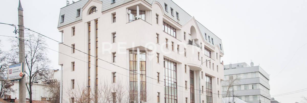 Административное здание Образцова ул. 21А.