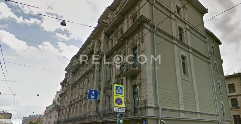 Административное здание Старая Басманная 12с1