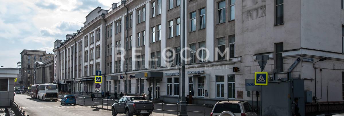 БЦ Ленинградский 80к21