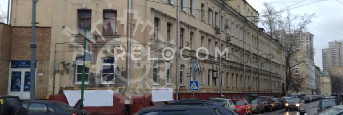 Административное здание Электрический 12