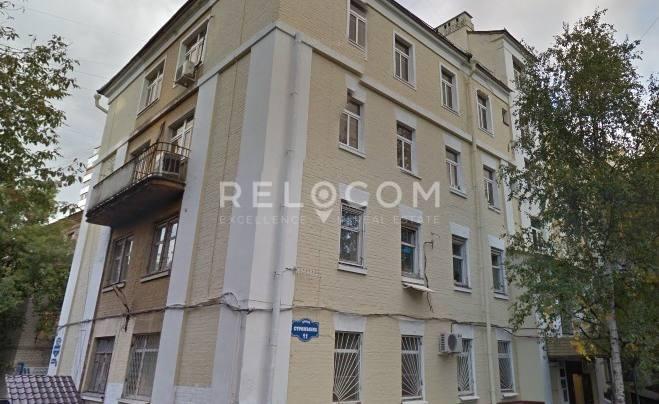 Жилой дом Стромынка ул. 11.