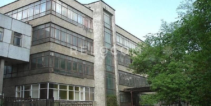 Административное здание Варшавское шоссе 33, стр. 13.