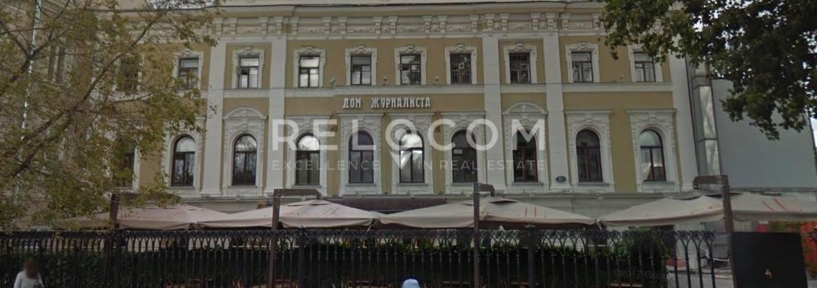 Административное здание Никитский б-р 8А/3, стр. 1.