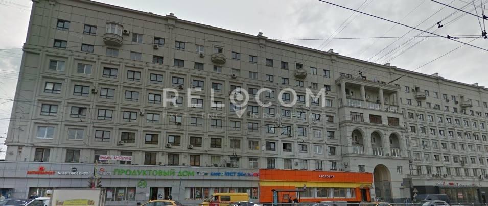 Административное здание Краснопрудная ул. 24/2, стр. 1.