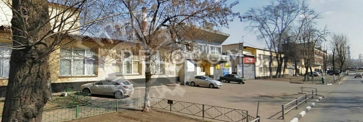 Офисно-складской комплекс Боровая 7