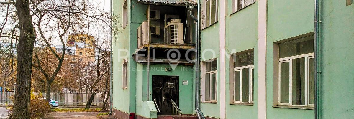 Административное здание Андроньевская 15