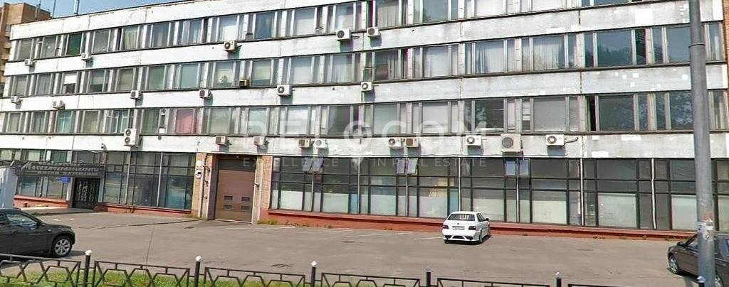 Административное здание Большие Каменщики ул. 9.