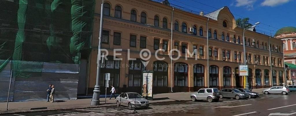 Административное здание Большой Черкасский пер. 13, стр4.