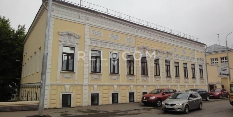 Административное здание Малая Семёновская ул. 9, стр. 14Б.