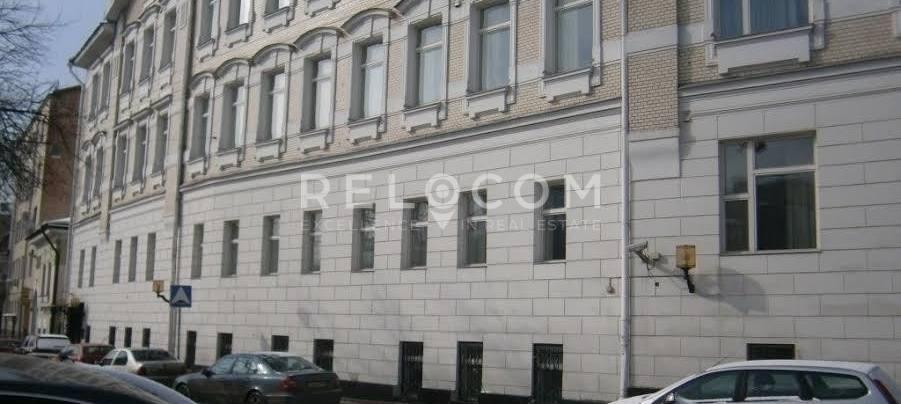 Административное здание Колпачный 4